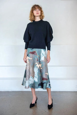 hume skirt, multi