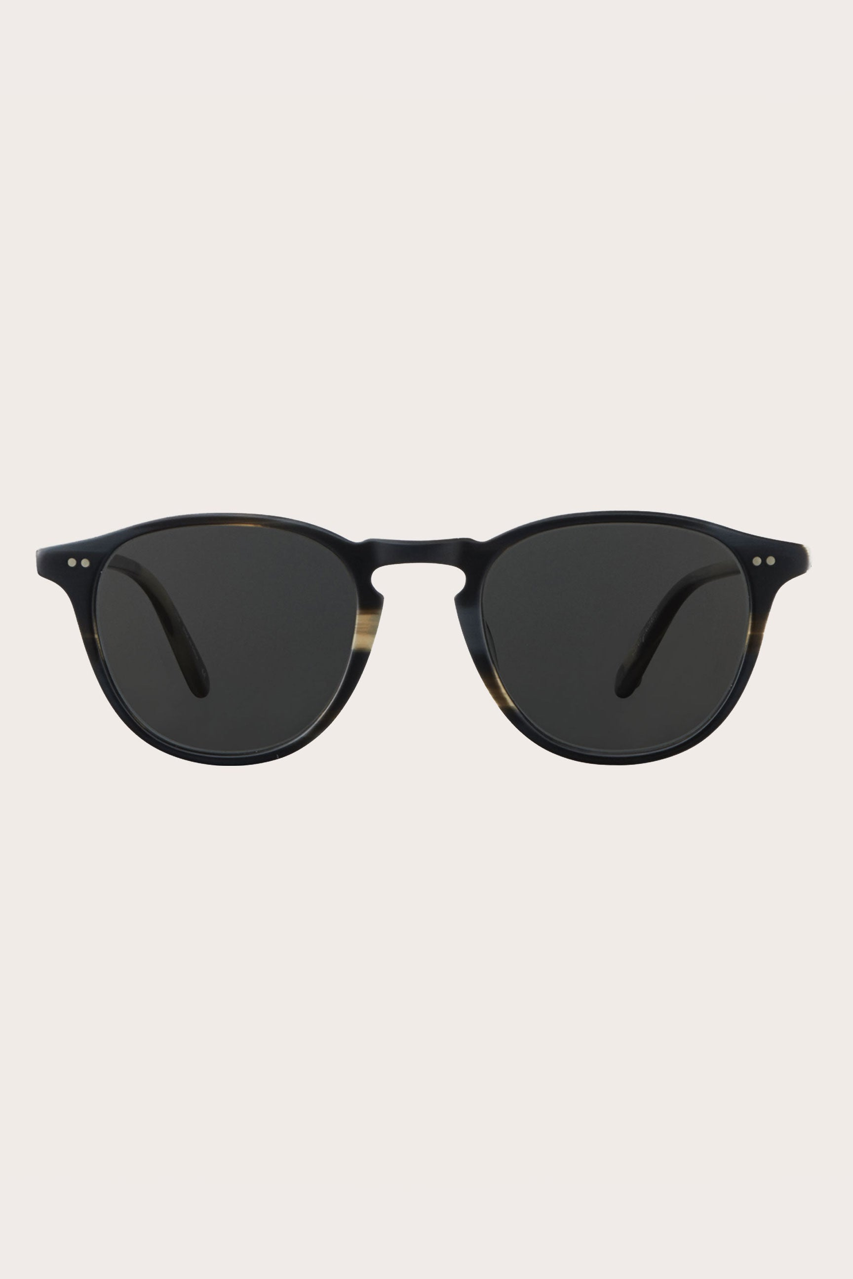 Garrett Leight - Hampton Sunglasses, Basalt