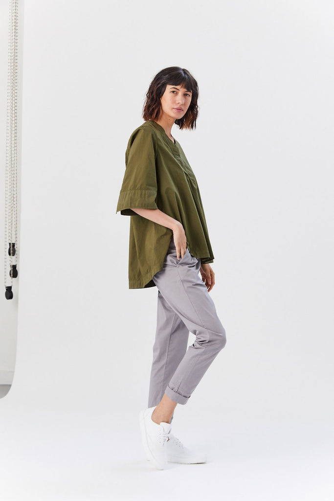 Hope - Honest Shirt, Khaki Green