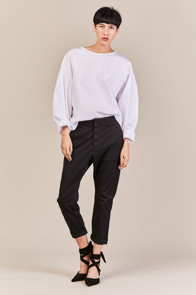 News Trouser, Black