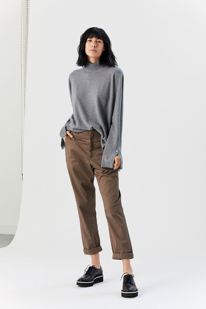 News Trouser, Khaki
