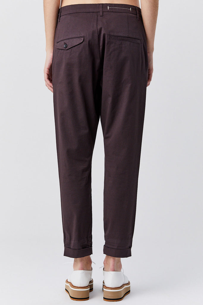 HOPE - News Trouser, Burgundy