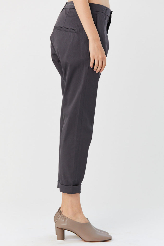 HOPE - News Trouser, Dark Grey