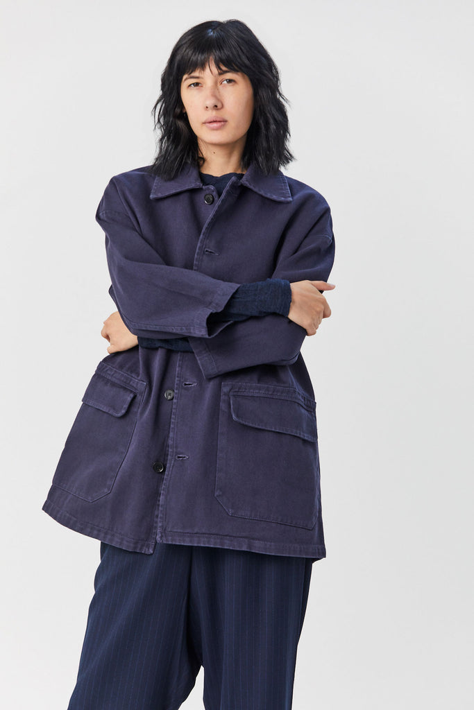 HOPE - Uni Jacket, Dark Blue