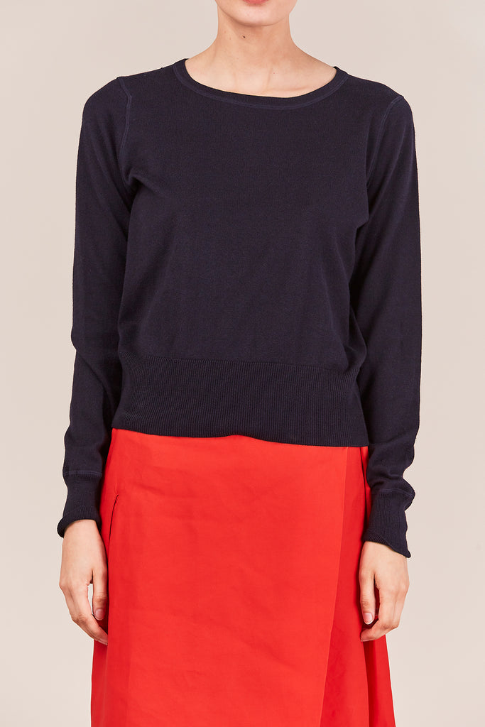 Usual sweater, navy