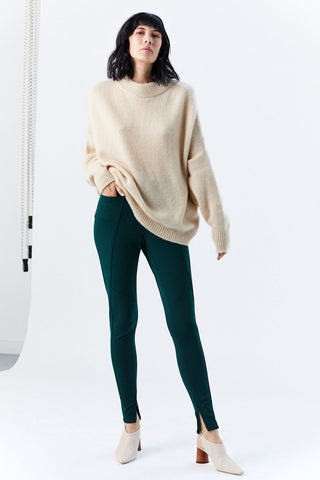 Hi Stretch Pant, Green