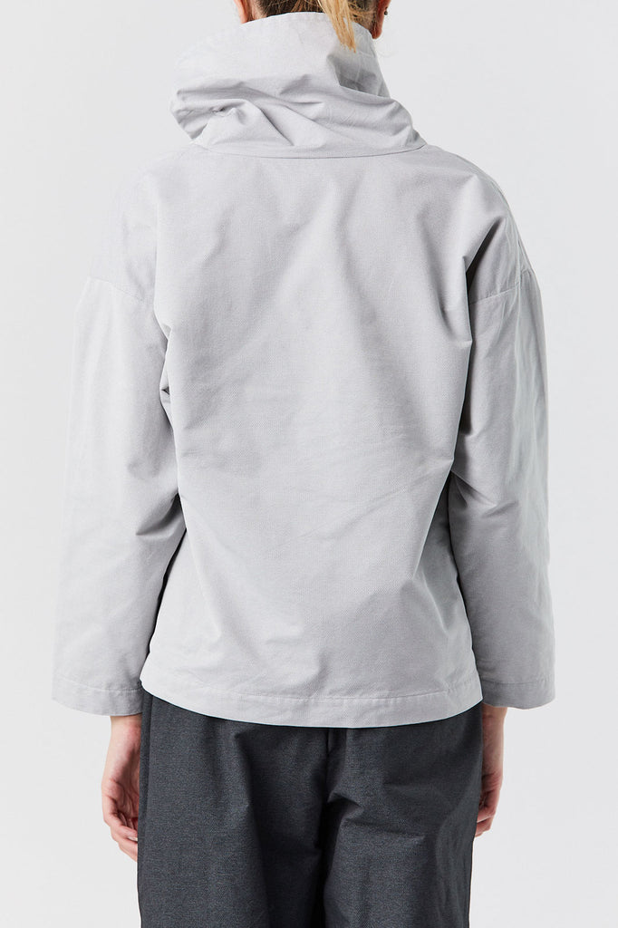 Issey Miyake - Swell 2 Top, Light Grey