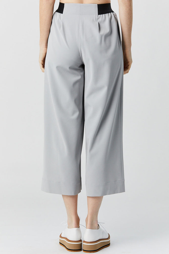 Issey Miyake - Wide Leg Pants, Light Grey