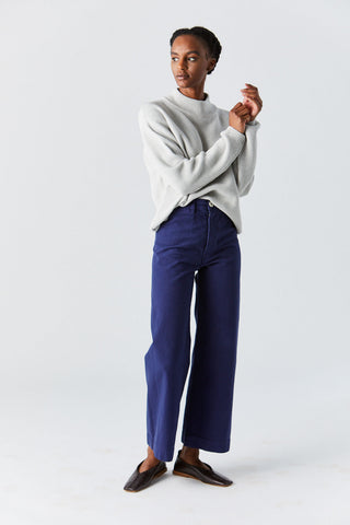 Sailor Pant, Blue