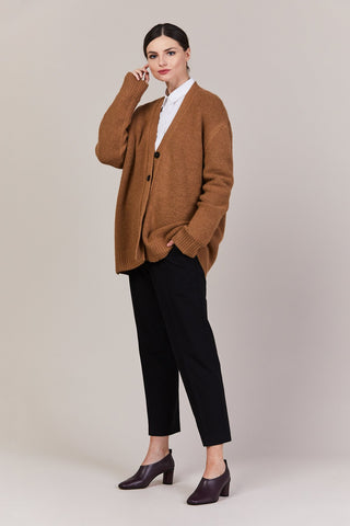 Big Cardigan, Camel