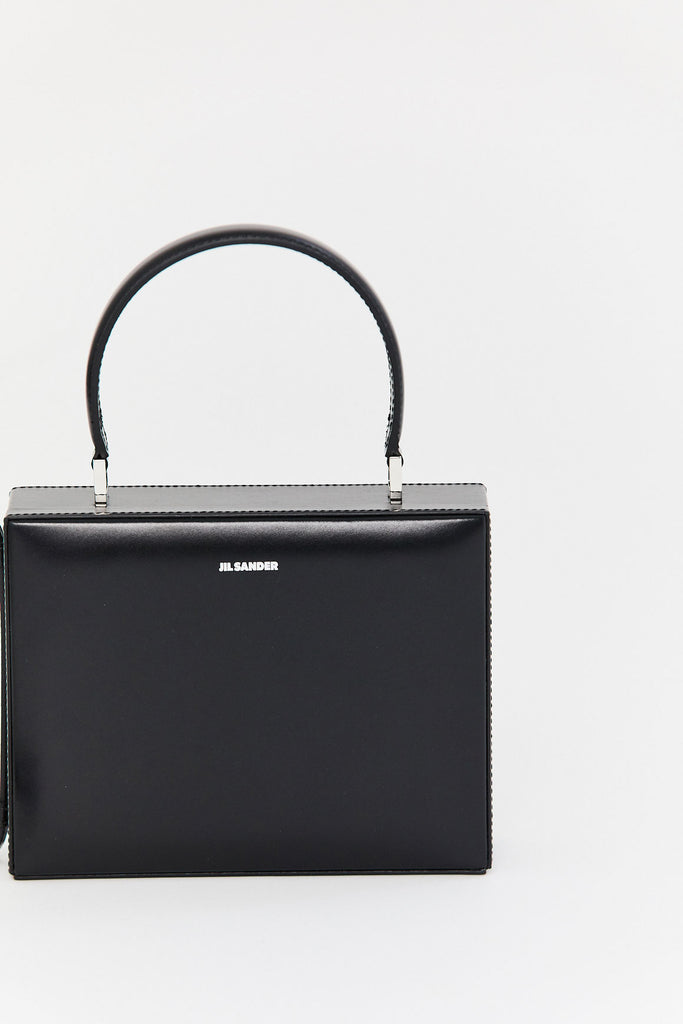 Jil Sander - Case Small Bag, Black