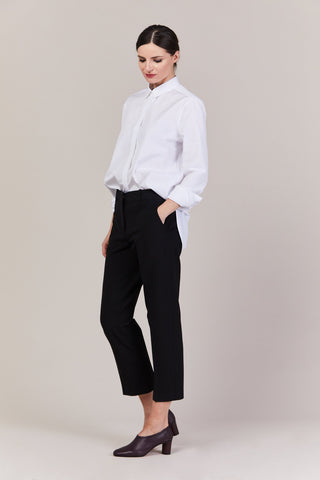 Francesca Shirt, White