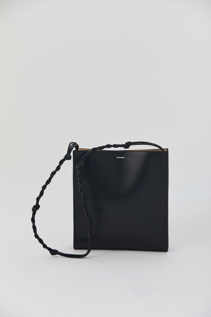 Jil Sander - Small Tangle Shoulder Bag, Black