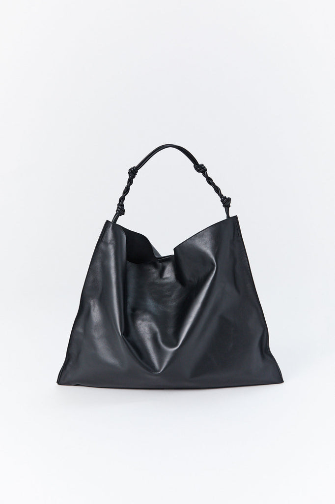 Jil Sander - Large Tangle Tote, Black