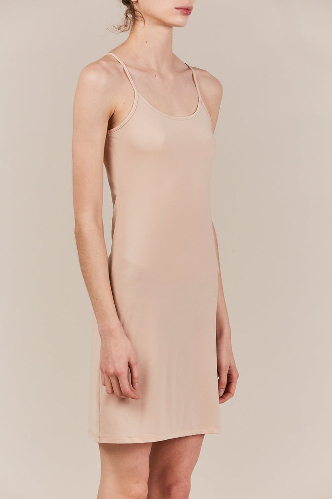 Jil Sander - tank dress, light