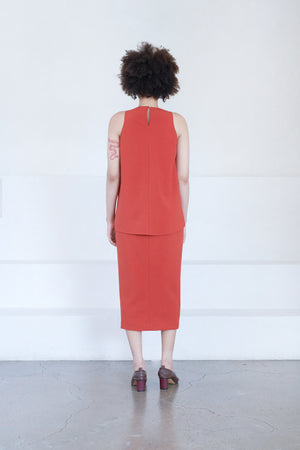 Rachel Comey - klein dress, red