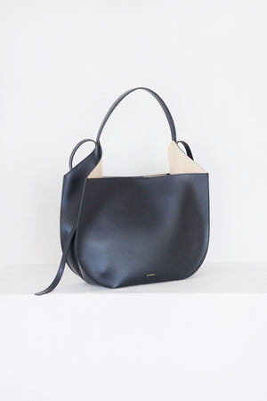 REE PROJECTS - helene hobo, black