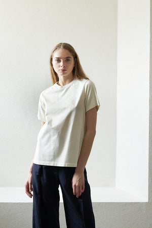 Hope - standard tee, off white