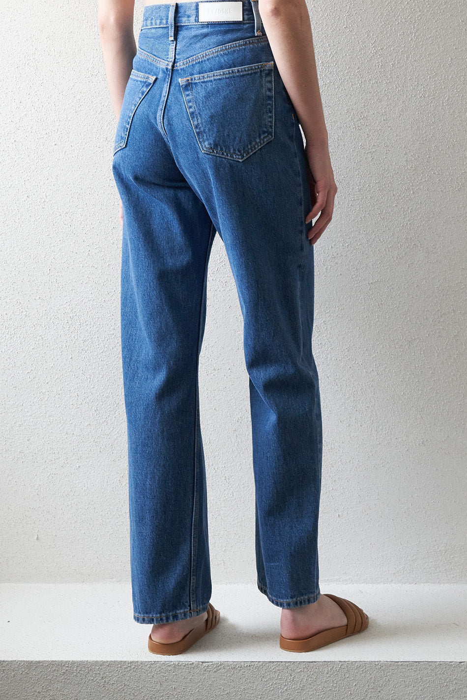 RE/DONE - 30s ladies jean, medium
