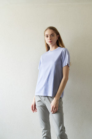 Hope - standard tee, Light Purple