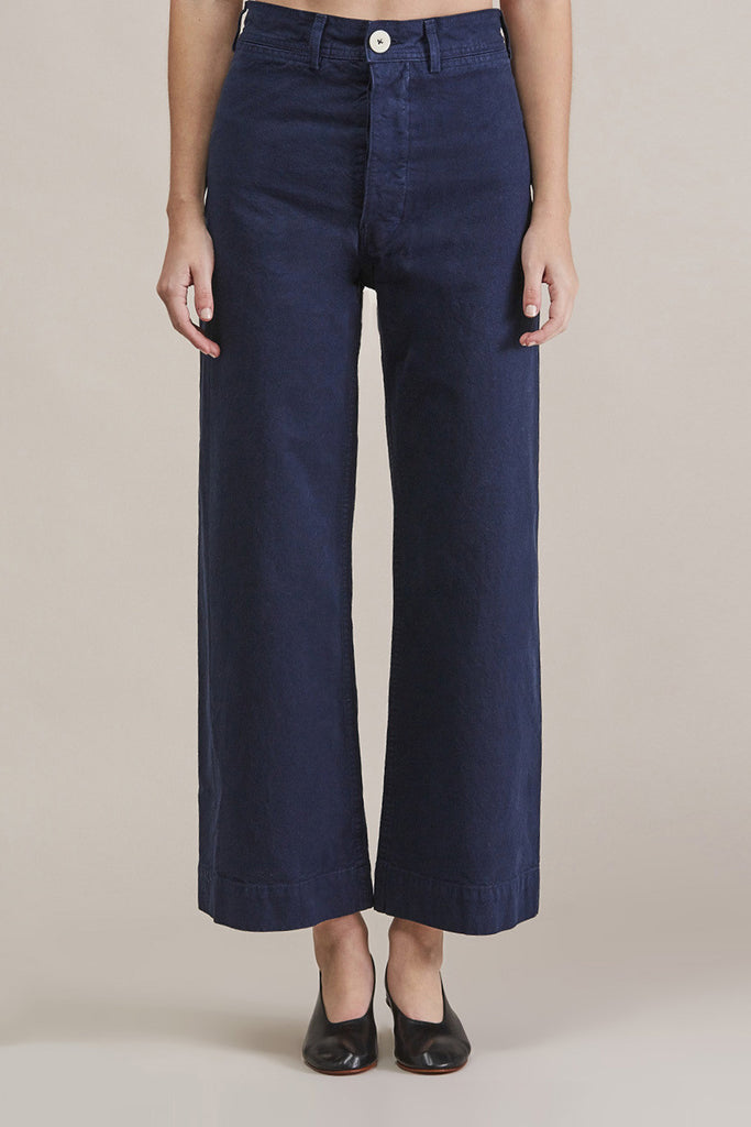 Sailor pant, Midnight by Jesse Kamm @ Kick Pleat - 1