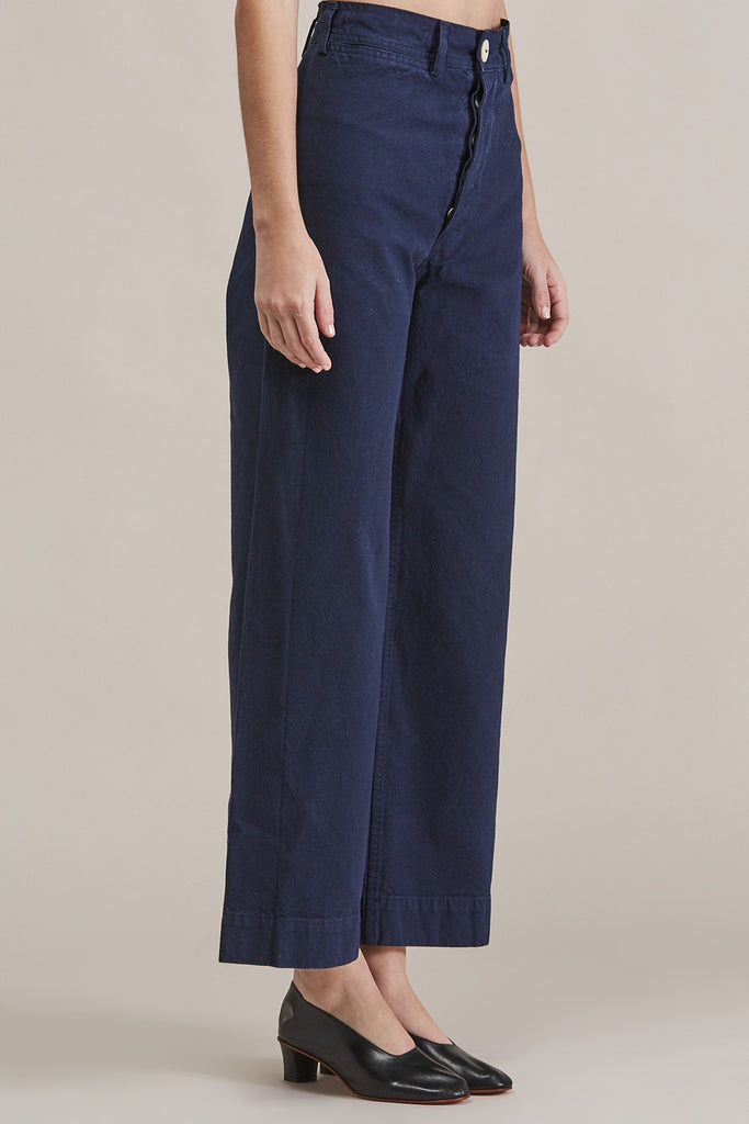 Sailor pant, Midnight by Jesse Kamm @ Kick Pleat - 3