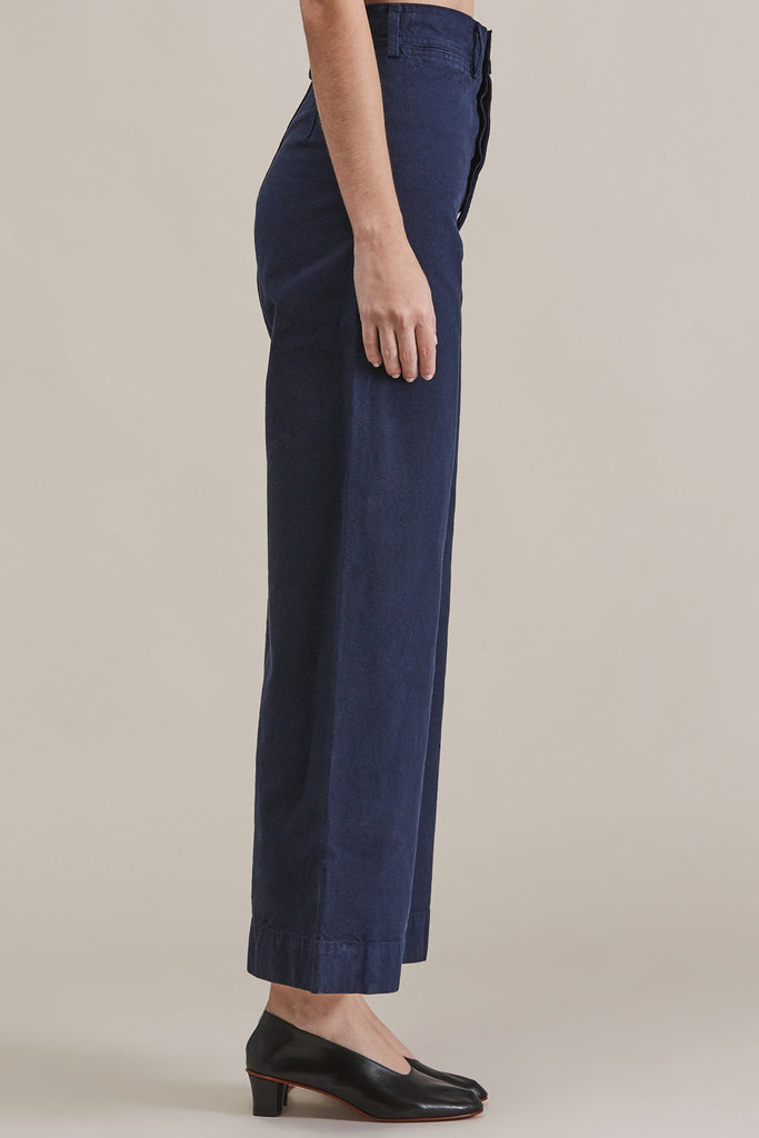Sailor pant, Midnight by Jesse Kamm @ Kick Pleat - 4
