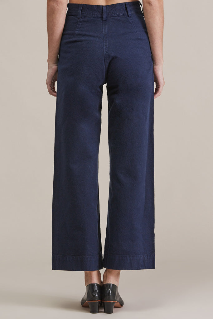 Sailor pant, Midnight by Jesse Kamm @ Kick Pleat - 6