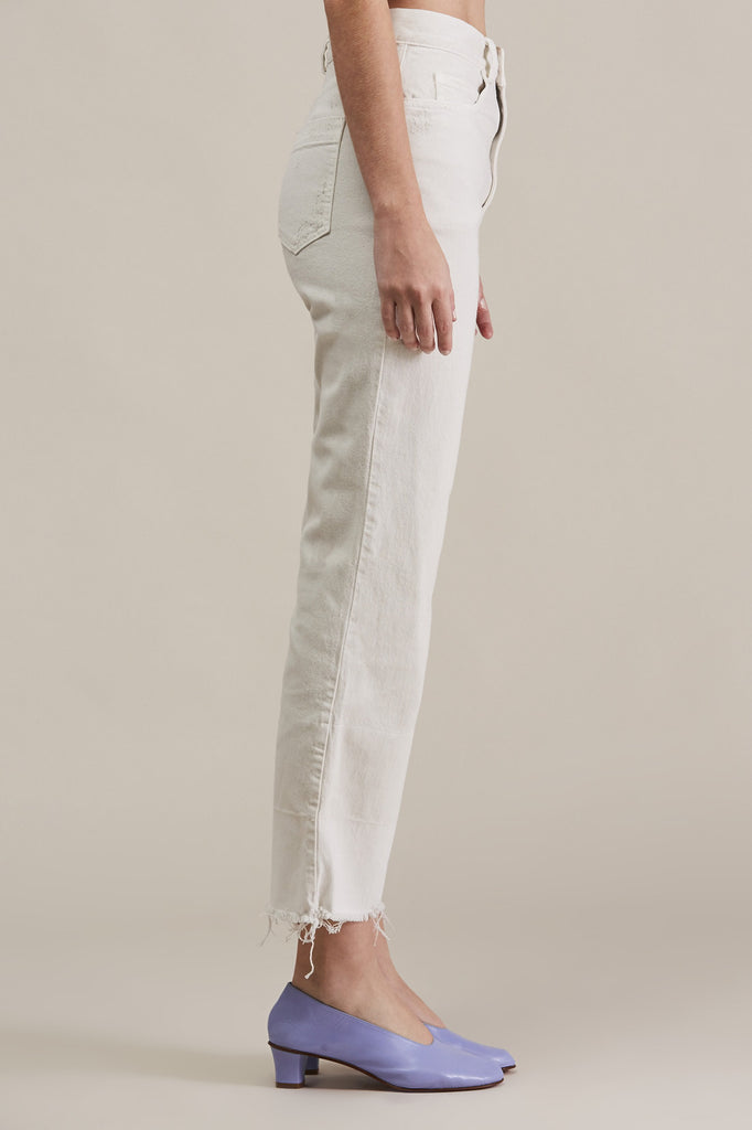 Slim Legion Jean, Dirty White by Rachel Comey @ Kick Pleat - 4
