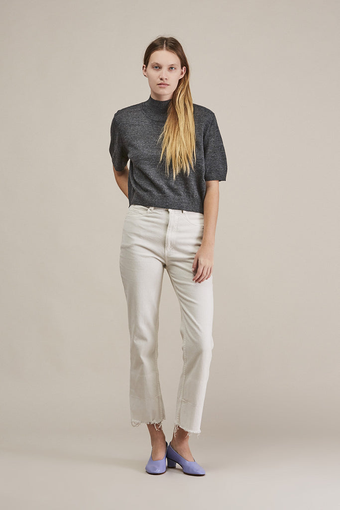 Slim Legion Jean, Dirty White by Rachel Comey @ Kick Pleat - 2