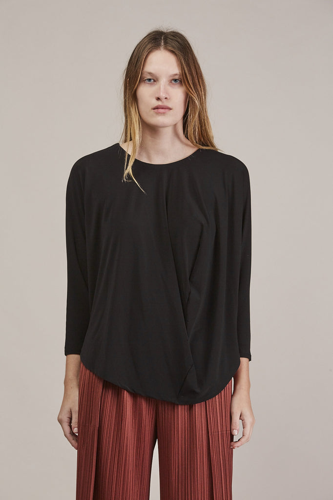 Drape Jersey Top by Issey Miyake