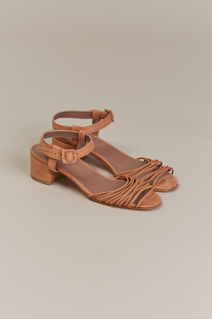 Lulu sandal, Natural
