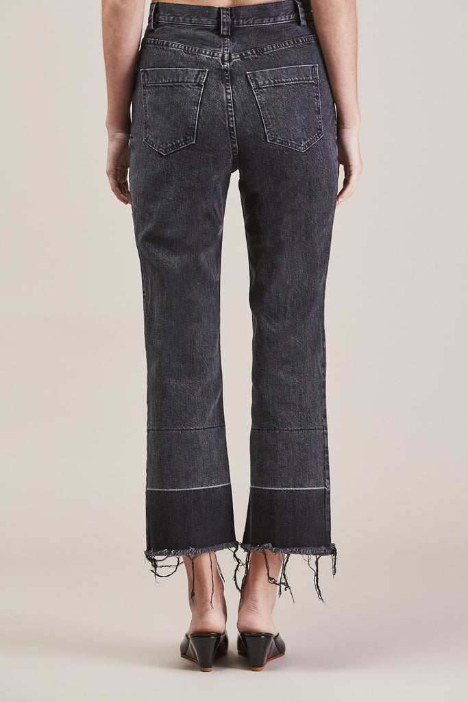 Slim Legion, Washed Black by Rachel Comey