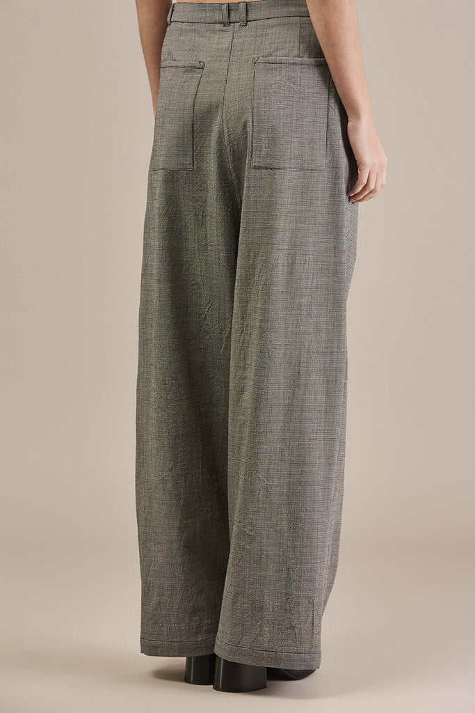 Penny Trousers, Plaid by Christian Wijnants
