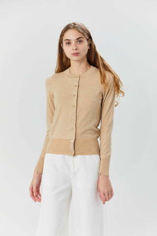 Little Cardigan, Beige