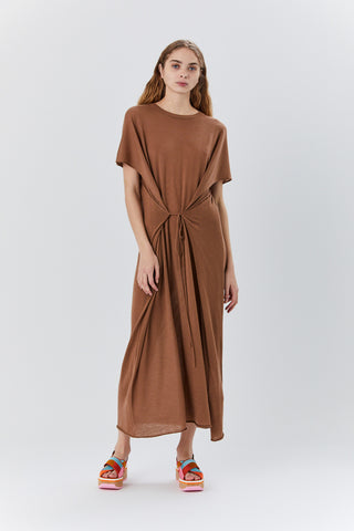 Cashmere Caftan, Brown