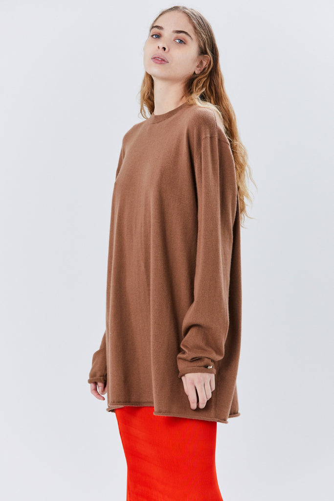 EXTREMECASHMERE - Hein Sweater, Tan