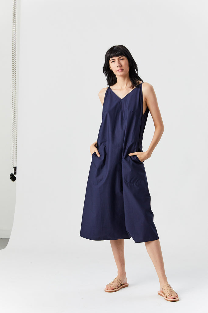 SOFIE D'HOORE - Deal tank dress, Navy