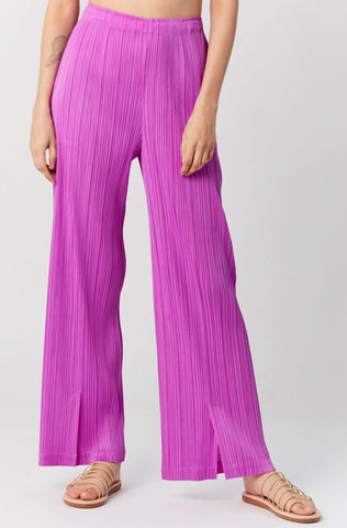 Monthly Colors Pants, Magenta