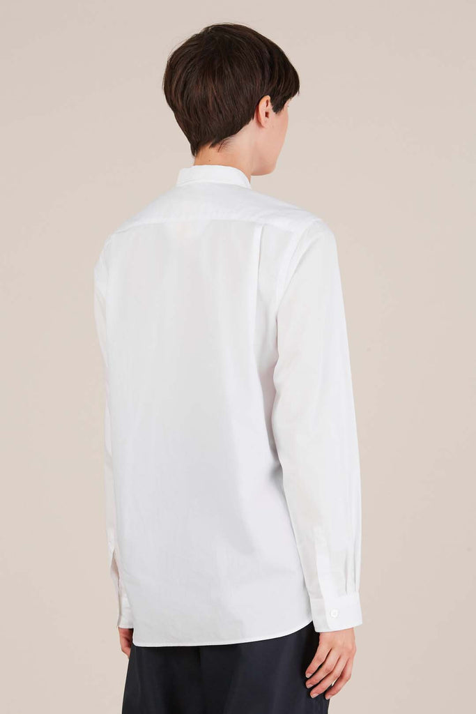 Back Classic Button Down, White by Sofie D'Hoore