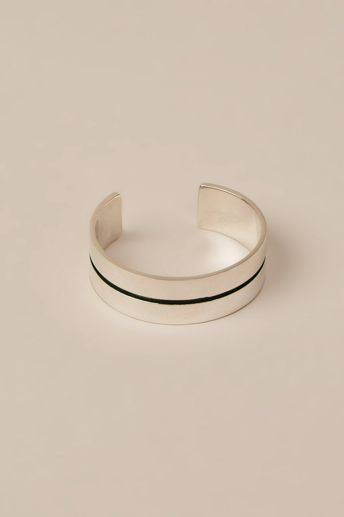 Mapplethorpe 2 cuff by Sophie Buhai