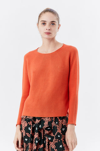 KAIN cotton sweater, Sunset