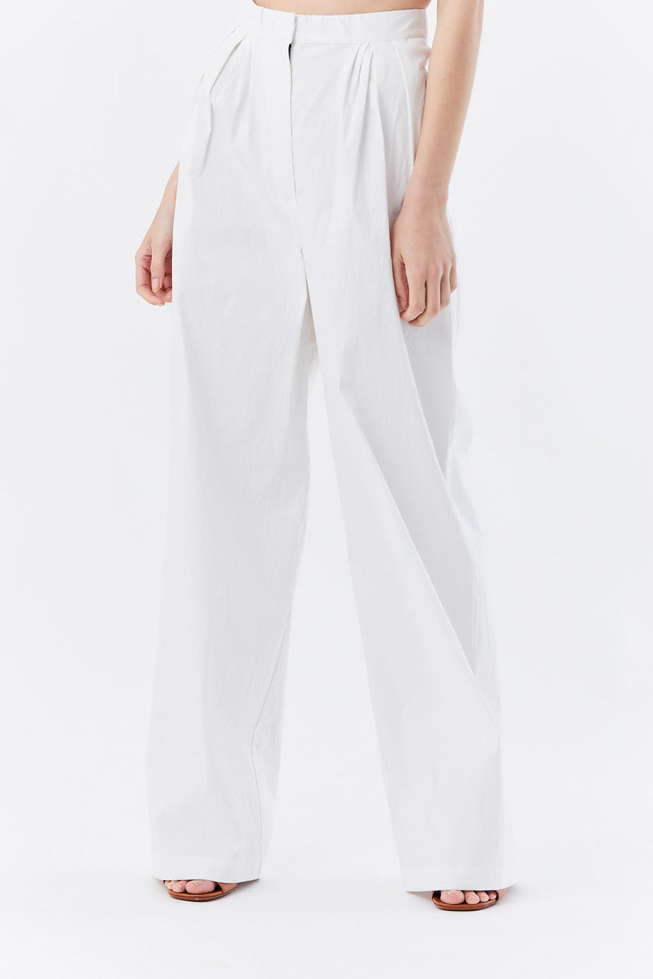 Christian Wijnants - PAMOD trouser, Off-white