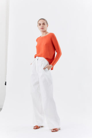 PAMOD trouser, Off-white