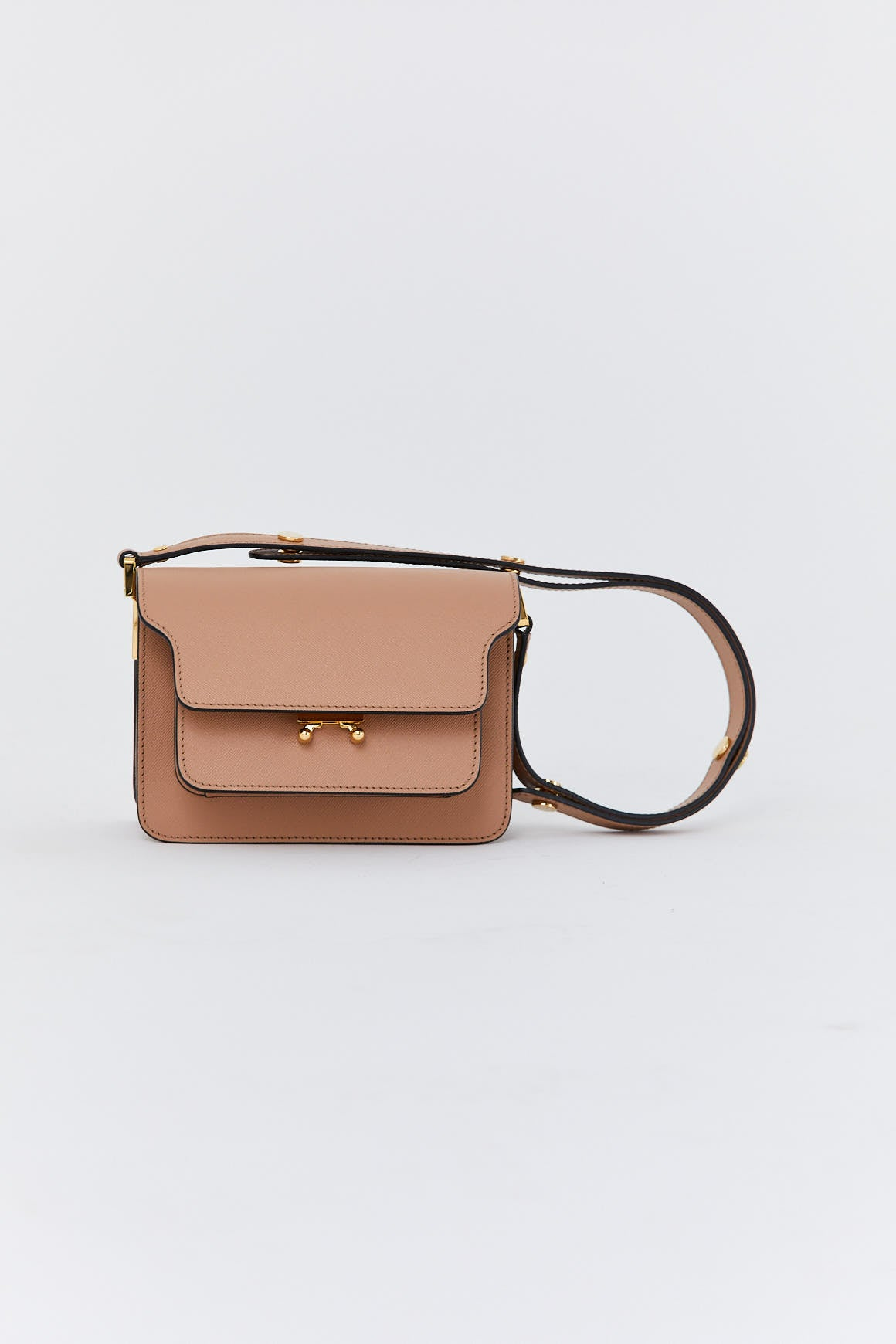 MARNI - shoulder bag, brown