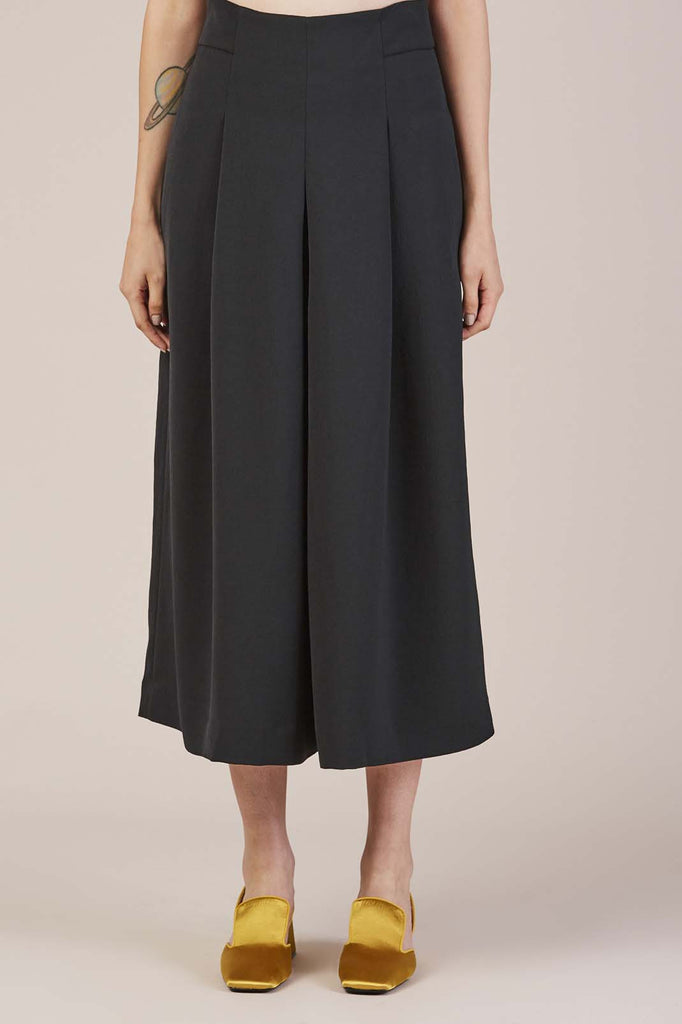 Black Culotes by Tibi