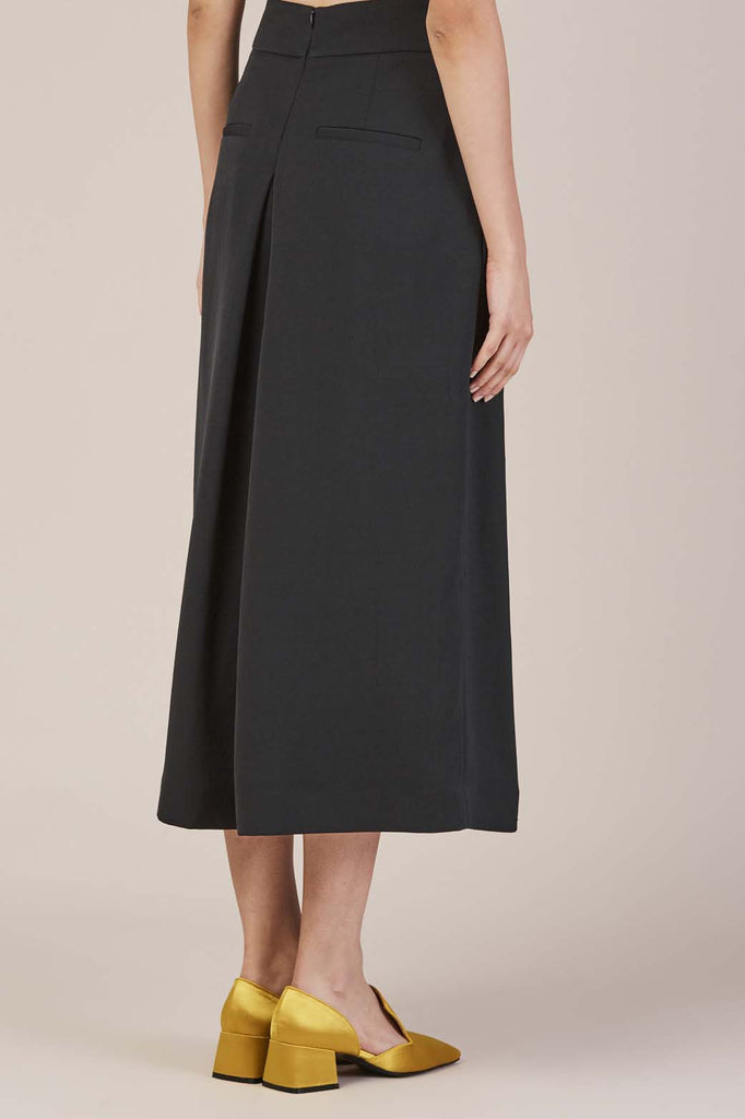 Black Cullotes by Tibi