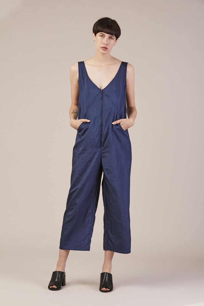 Bender jumpsuit, Navy