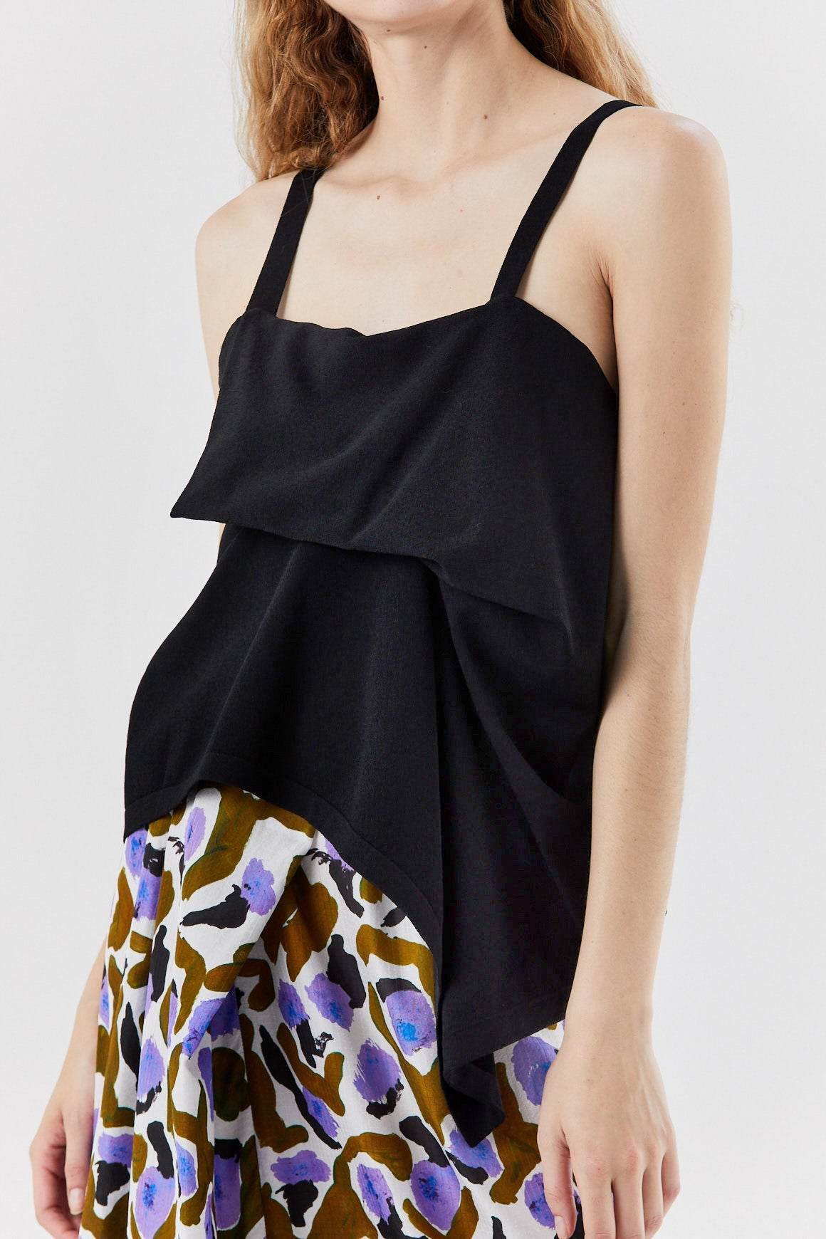 Christian Wijnants - copy KARLA tank top, black