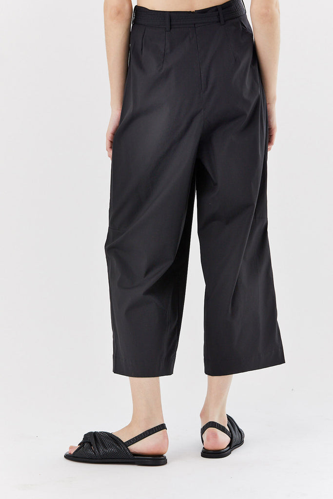 Christian Wijnants - PILI pant with belt, black